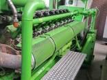 Б/У Газовый двигатель Jenbacher J 312 GS-NL, 2004 г - фото 8