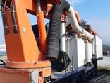 Б/У Kovako M-130-D4 Дорожный мобильный корабельный погрузчик - фото 4
