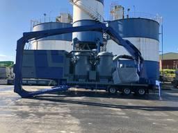 Б/У Корабельная перегрузка цемент Siwertell 10000 S 300 т/ч