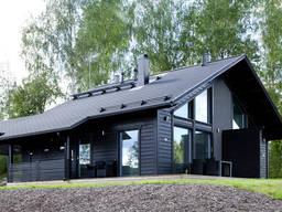 *eco timber home*