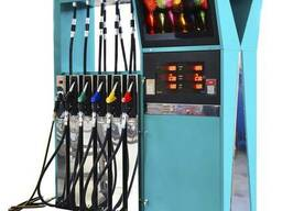 Equipment for petrol stations, propane, methane stations