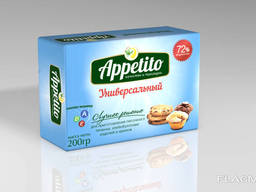 Appetito Margarine All-purpose 72%