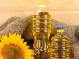 refined deodorized frozen Sunflower Oil - photo 1